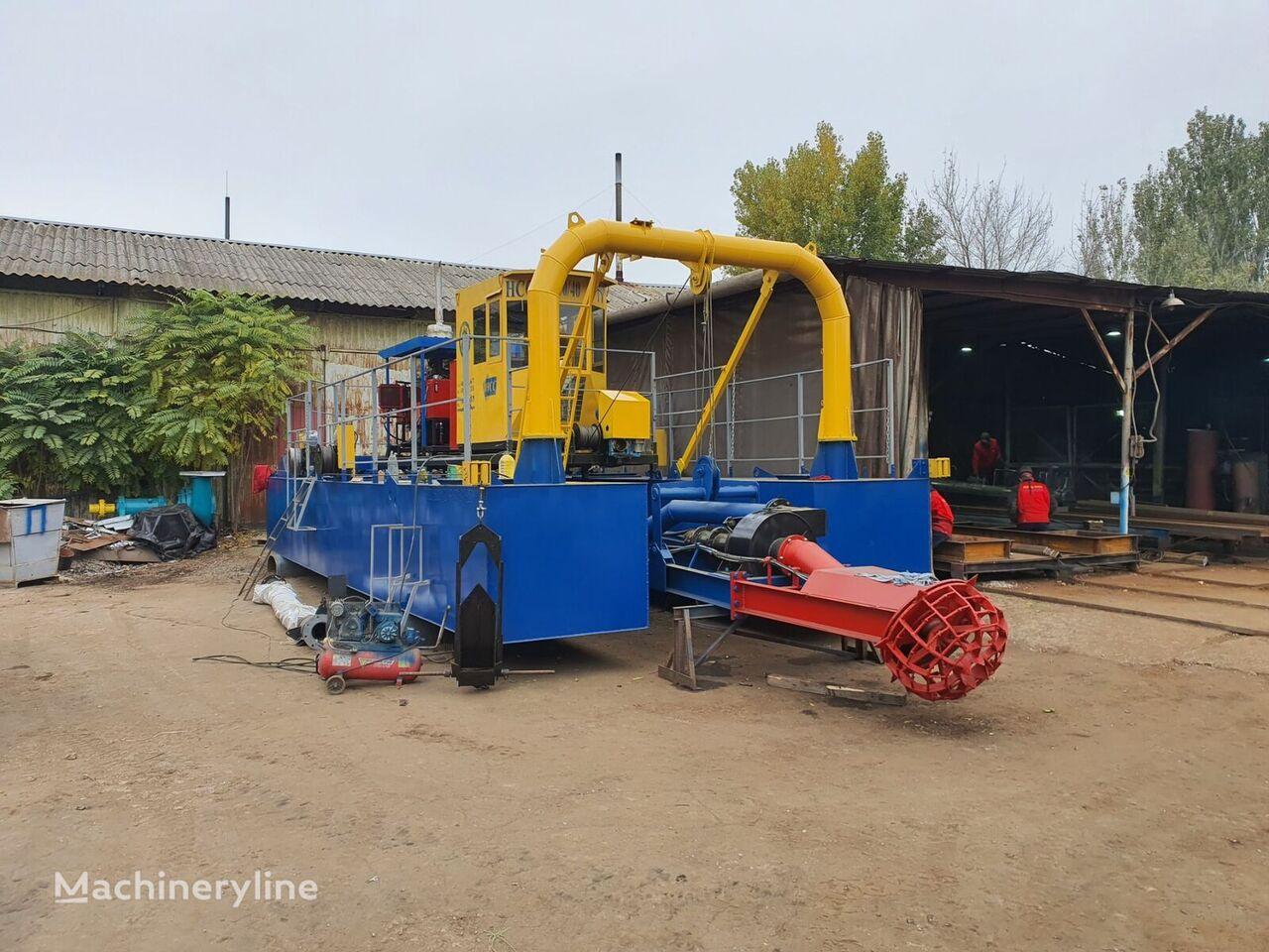 new NSS Zemsnaryad NSS 800/40-F-GR dredge