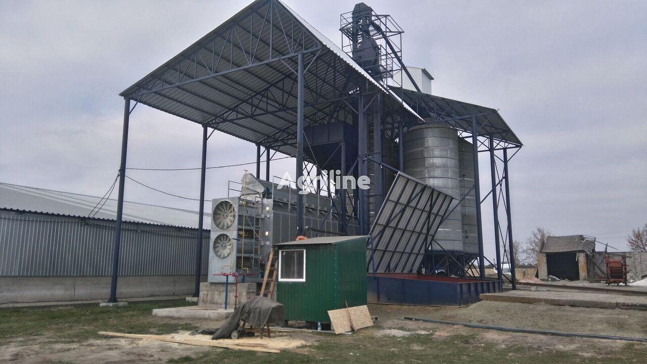 new Zernosushilka, ZAV, Elevator grain dryer