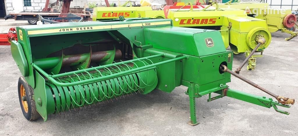 John Deere 332 >> John Deere 332 1 Square Balers For Sale From Ukraine Buy