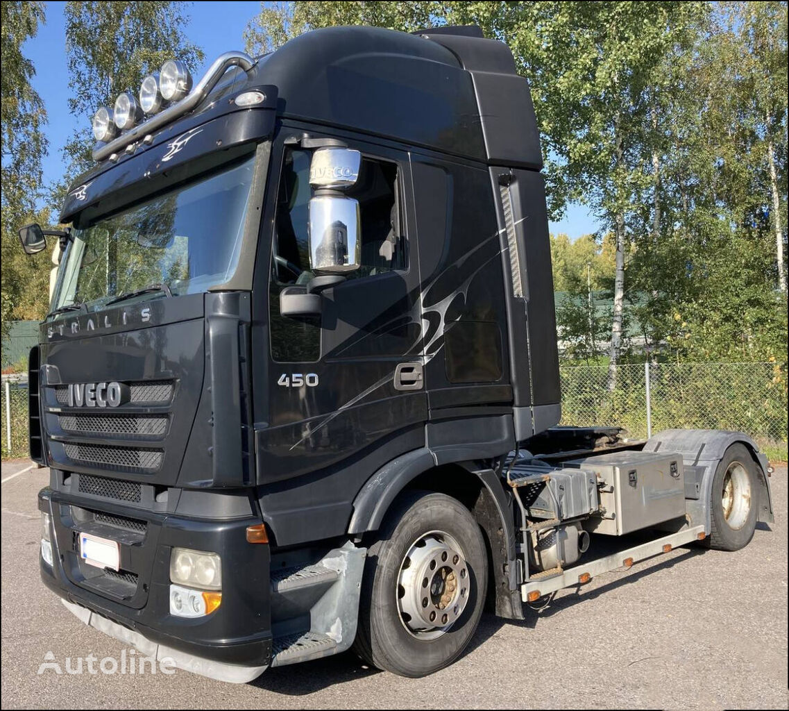 IVECO Stralis AS440S45 T/P tractor unit