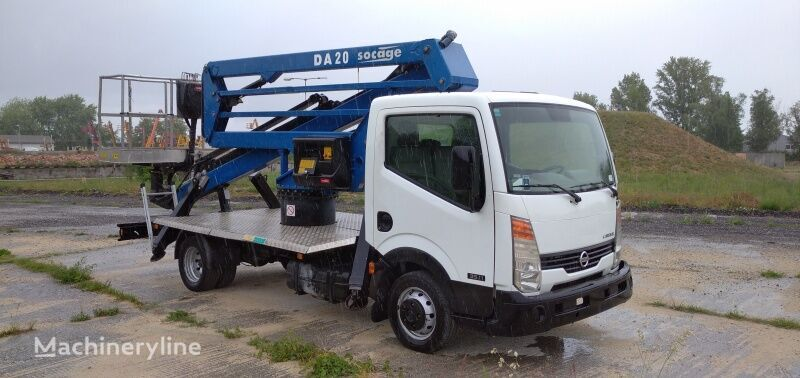 NISSAN Cabstar Socage DA20 - 20m bucket truck
